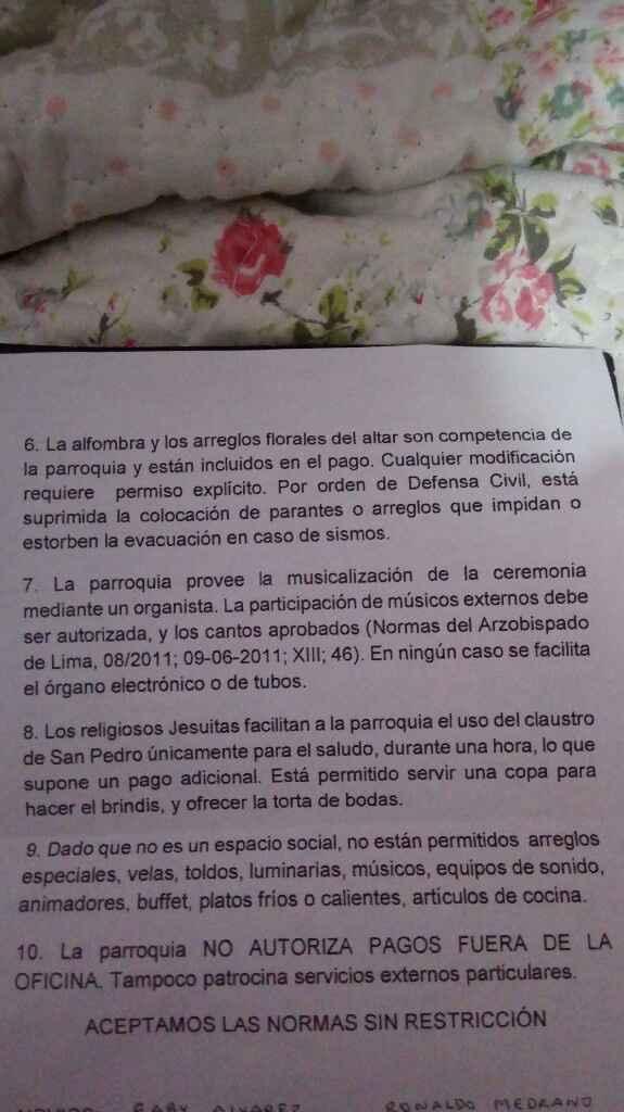 Iglesia San pedro -lima - 2