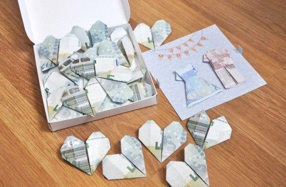 Ideas fabuolosas para regalar dinero en una boda - Ideas para regalar dinero en una boda ...