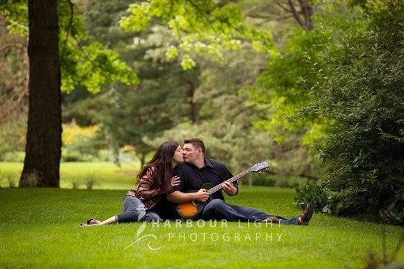 18. Sesión Fotográfica con una Guitarra
