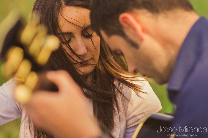 21.Sesión Fotográfica con una Guitarra
