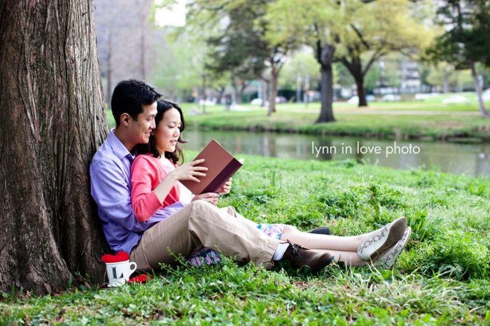 15. Libros en la sesión fotográfica