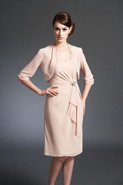 Vestidos para madre de novia 2016
