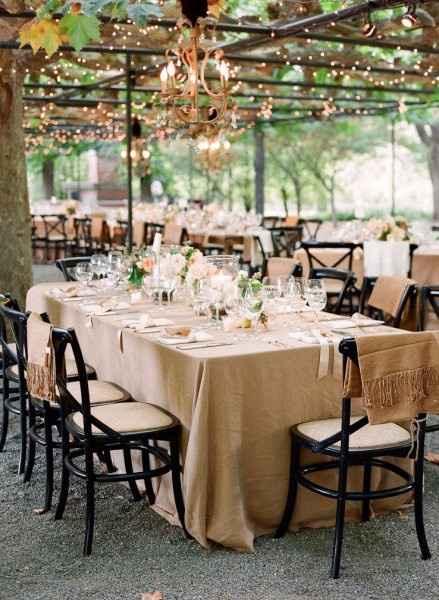 Definir los colores de la boda