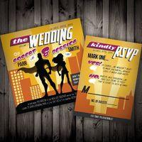Invitaciones para la boda