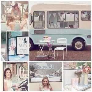 Estación de helados- En mini bus 2