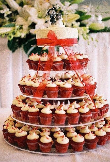 Estación de dulces- Cupcake