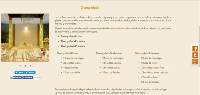 Proveedor- Champagnada