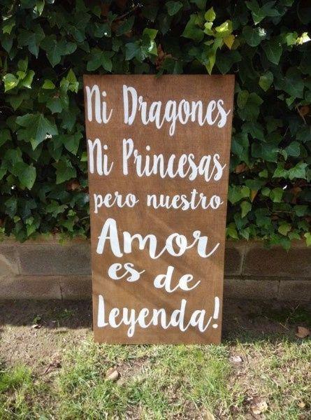 [pizarras y carteles]: Detalles de boda 2