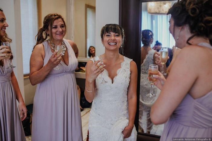[vestido de novia]: Fotos de novias reales :) 4