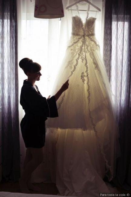 [vestido de novia]: Fotos de novias reales :) 5