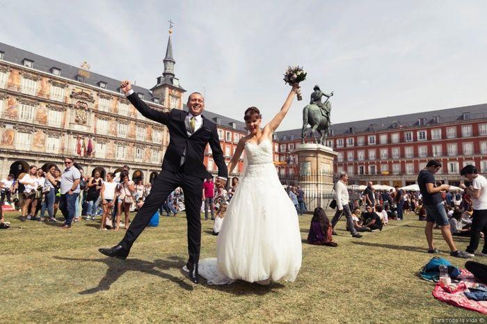 [vestido de novia]: Fotos de novias reales :) 6