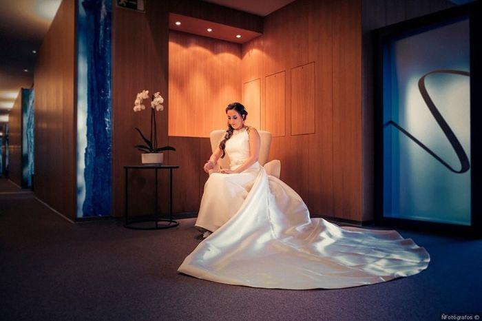 [vestido de novia]: Fotos de novias reales :) 8