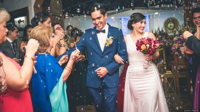 [vestido de novia]: Fotos de novias reales :) 12