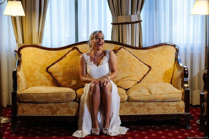 [vestido de novia]: Fotos de novias reales :) 14
