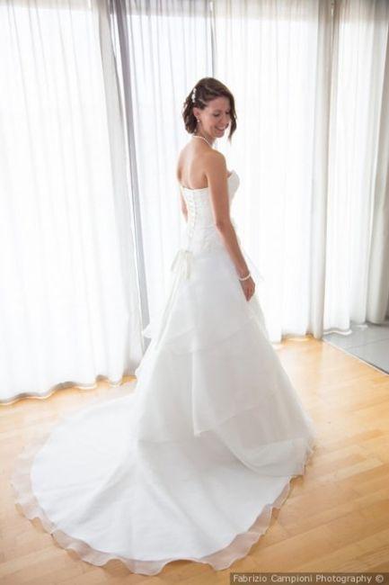 [vestido de novia]: Fotos de novias reales :) 16