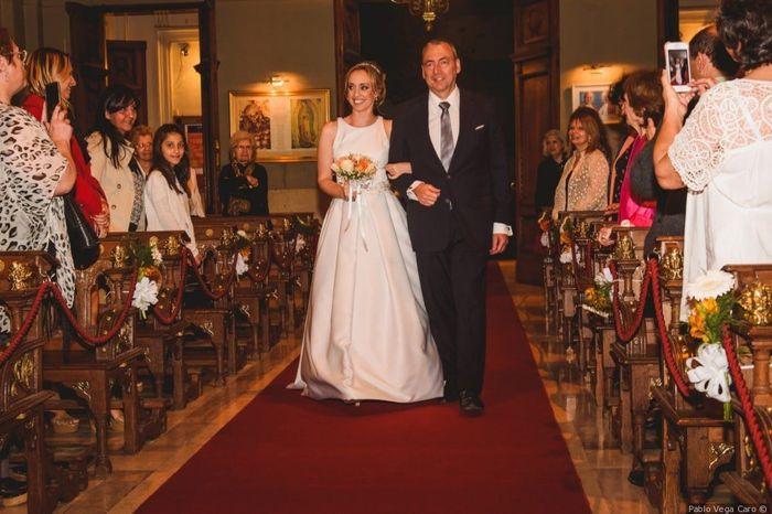 [vestido de novia]: Fotos de novias reales :) 22