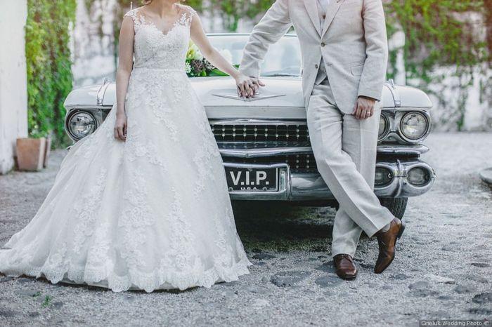 [vestido de novia]: Fotos de novias reales :) 26