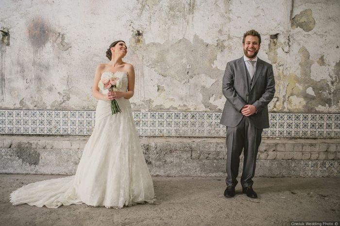 [vestido de novia]: Fotos de novias reales :) 28