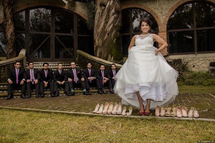 [vestido de novia]: Fotos de novias reales :) 30