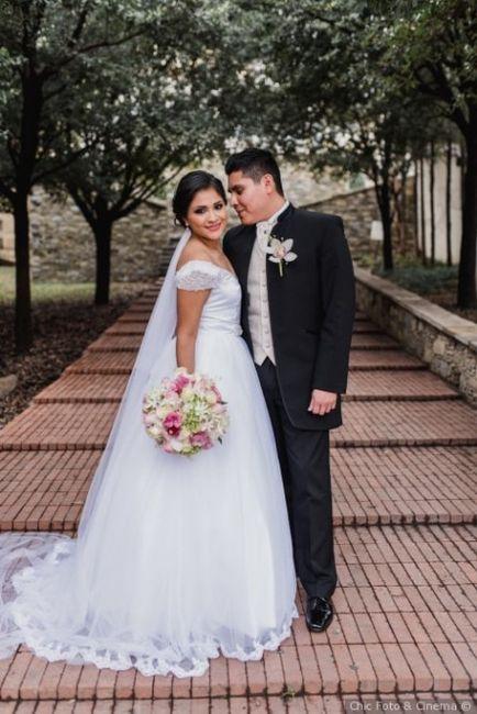 [vestido de novia]: Fotos de novias reales :) 32