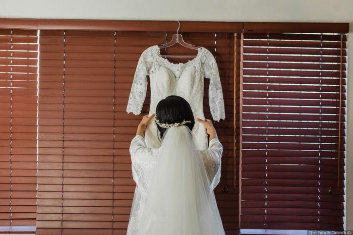 [vestido de novia]: Fotos de novias reales :) 33