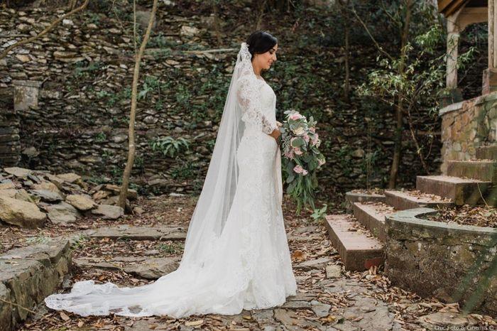 [vestido de novia]: Fotos de novias reales :) 34