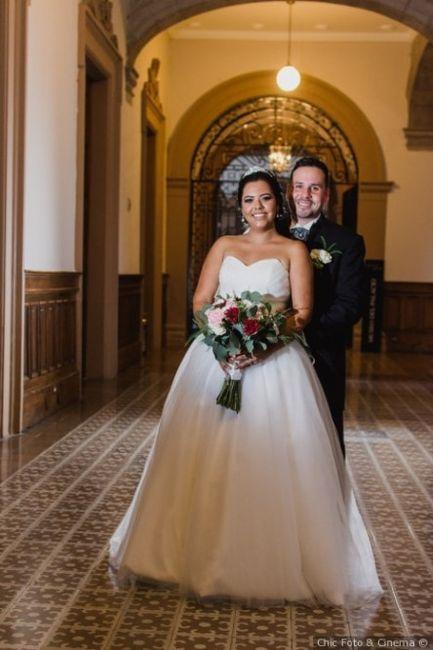 [vestido de novia]: Fotos de novias reales :) 36