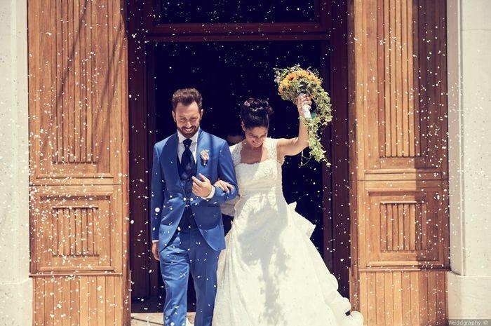[vestido de novia]: Fotos de novias reales- Parte ii 4