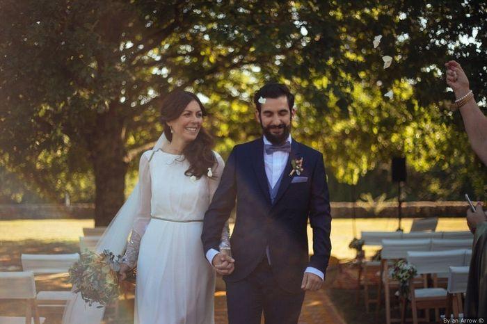 [vestido de novia]: Fotos de novias reales- Parte ii 8