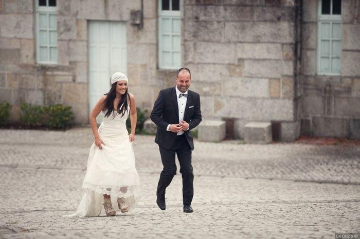 [vestido de novia]: Fotos de novias reales- Parte ii 10