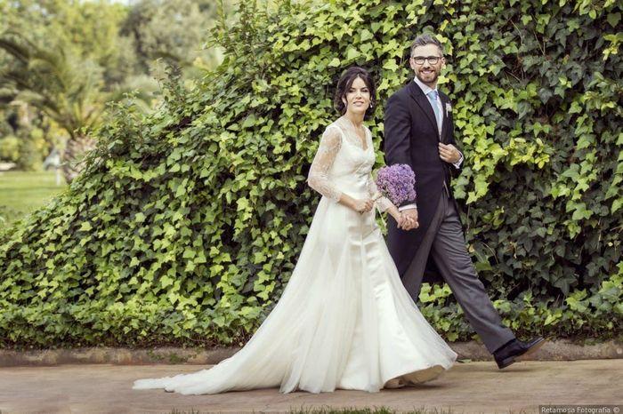 [vestido de novia]: Fotos de novias reales- Parte ii 12