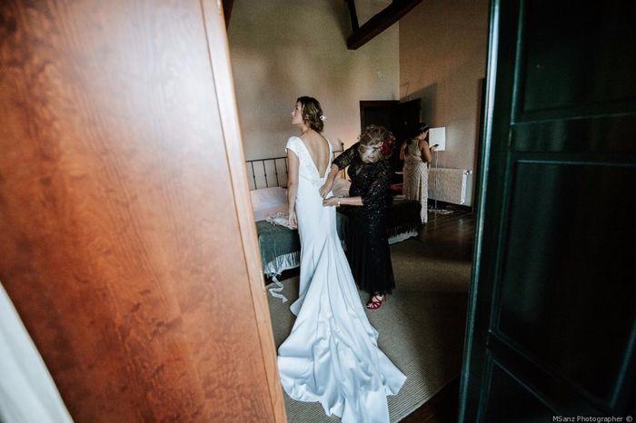[vestido de novia]: Fotos de novias reales- Parte ii 16
