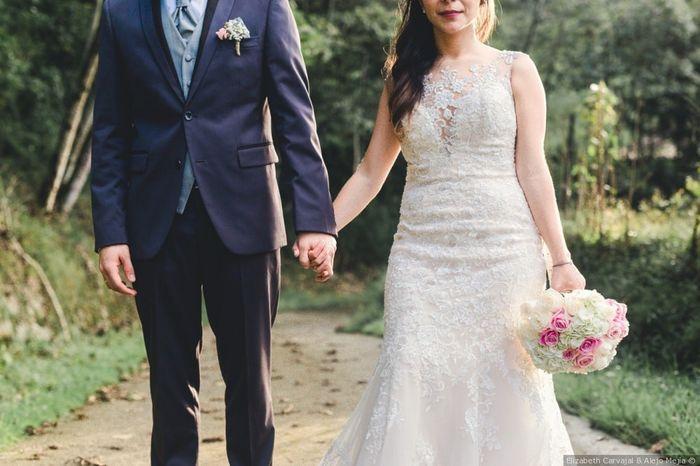 [vestido de novia]: Fotos de novias reales- Parte ii 26