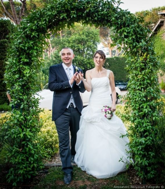 [vestido de novia]: Fotos de novias reales- Parte ii 28