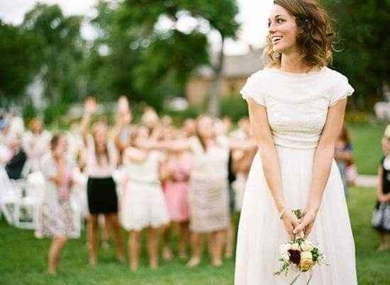 [el momento del bouquet]: Solteras a la vista - 4