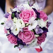 Bouquet redondo