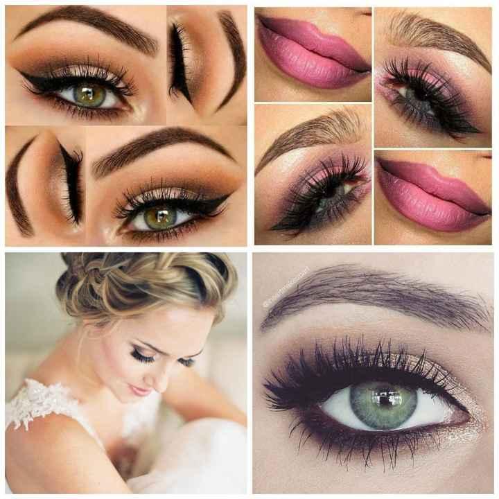 Maquilla tonos Fucsia