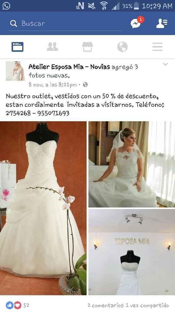 Atelier vestido de novia - 1