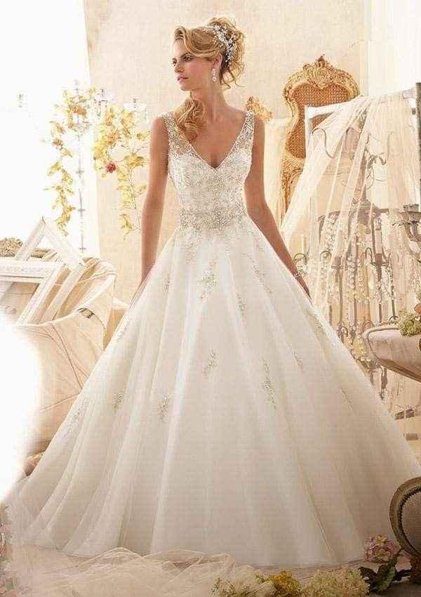 Tu vestido de novia según la fecha de tu matrimonio - 1