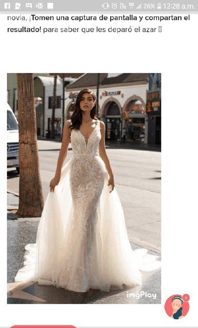 Descubre tu vestido 11
