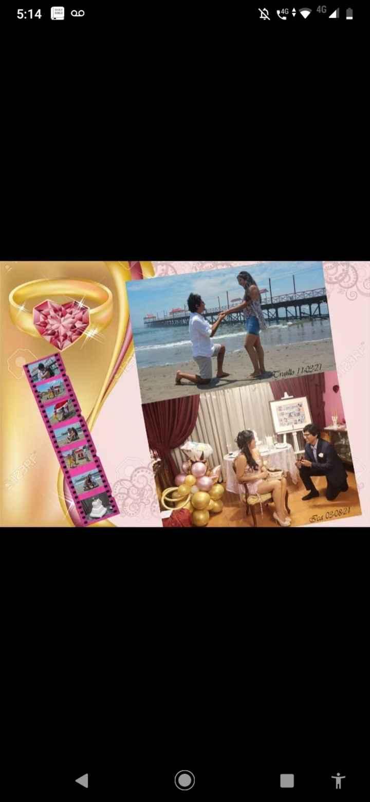 ¿Cómo fue tu propuesta de matrimonio?: ¡Vota y comenta!❤️ - 1