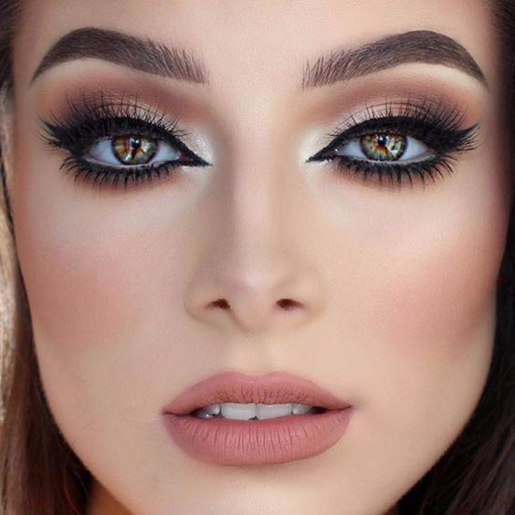 Prueba de maquillaje fallida 😂 15