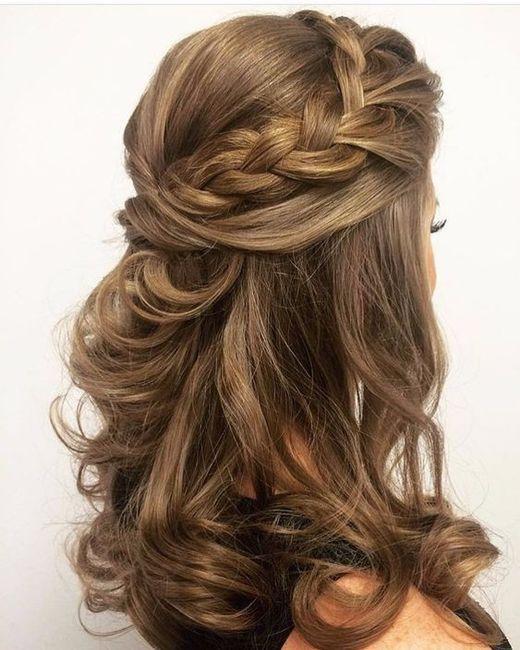 Si fuera millonaria, escogería este peinado 2