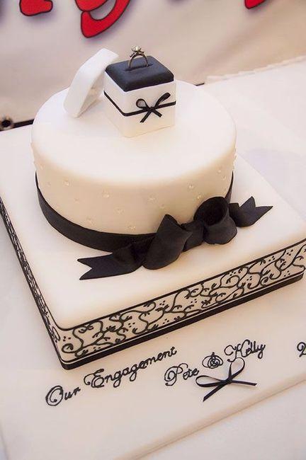 10 tortas ideales para tu pedida de mano 💍 6