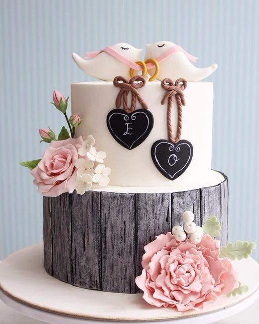 10 tortas ideales para tu pedida de mano 💍 8