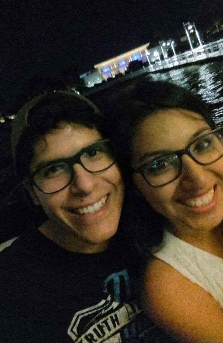 Cristian y Maddie