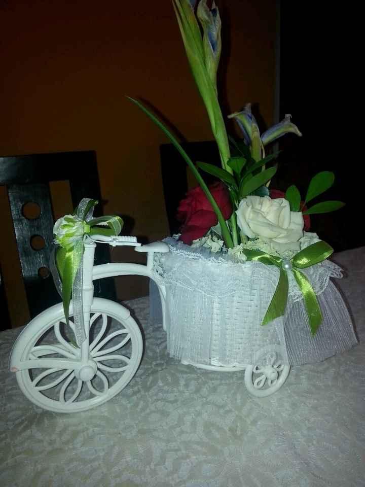 Mi boda civil la mesa torta y bocaditos la hice yoooo - 6