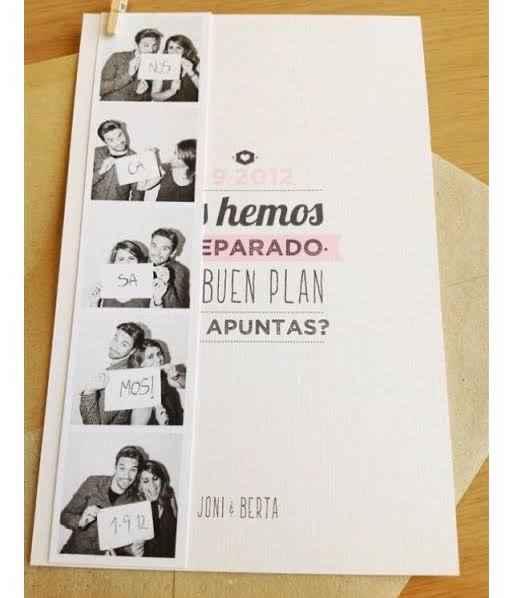 Jimena - Lo mejor de mi matrimonio son las invitaciones!! - 1