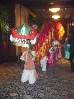 Ideas para decorar salon para boda  china peruana - 5