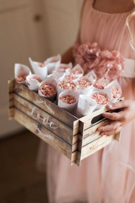 Manualidades para Una boda 7
